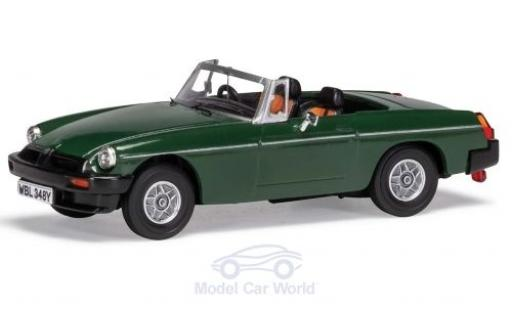 MG B 1/43 Vanguards Roadster V8 verde RHD Don Hayters car miniatura