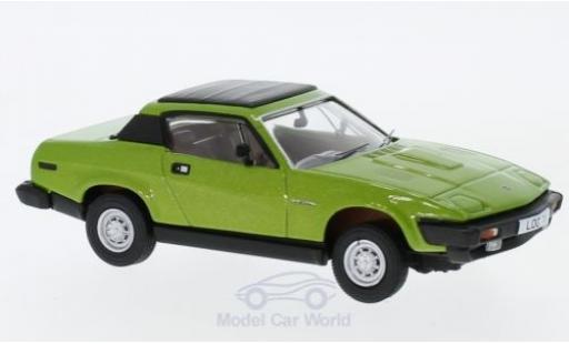 Triumph TR7 1/43 Vanguards FHC metallic-hellgrün RHD miniature