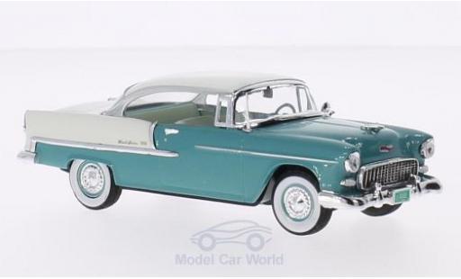 Chevrolet Bel Air 1/43 Vitesse Hardtop turquoise/beige 1955 miniature