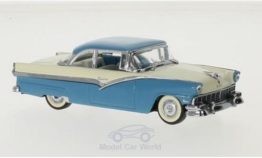 Ford Fairlane 1956 1/43 Vitesse HardTop bleue/blanche miniature