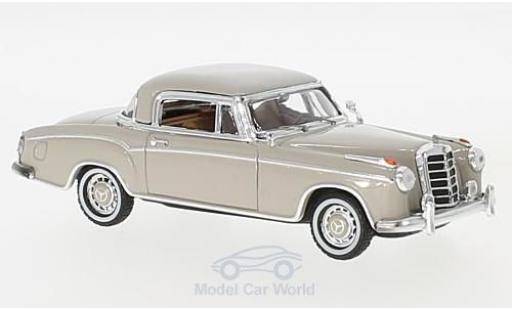 Mercedes 220 SE 1/43 Vitesse Coupe beige 1958 diecast model cars