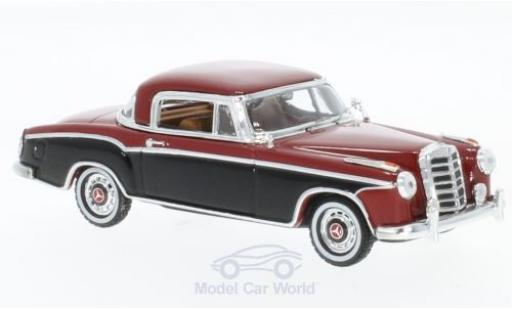 Mercedes 220 SE 1/43 Vitesse Coupe red/black 1958 diecast model cars