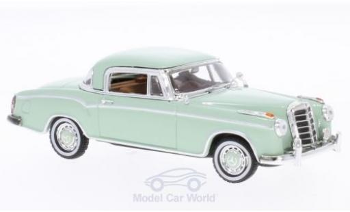 Mercedes 220 SE 1/43 Vitesse Coupe green 1958 diecast model cars