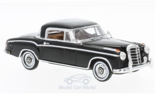 Mercedes 220 SE 1/43 Vitesse Coupe black 1958 diecast model cars