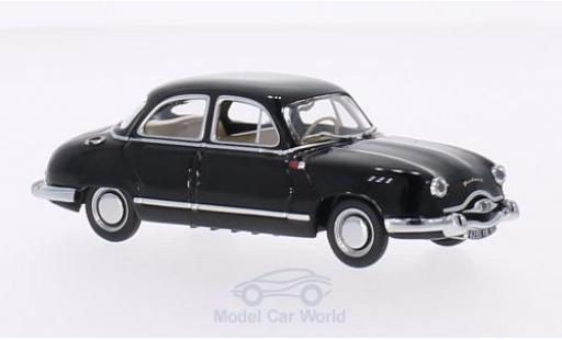 Panhard Dyna 1/43 Vitesse Z1 Luxe Special noire 1954 miniature