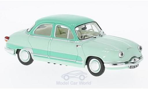 Panhard Dyna 1/43 Vitesse Z12 Grand Standing hellgrün/dunkelgrün 1957 miniature