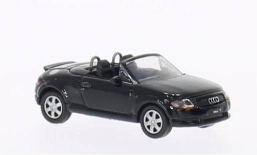 Audi TT 1/87 Welly Roadster noire miniature