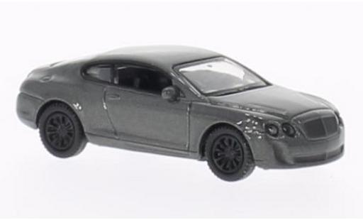 Bentley Continental 1/87 Welly Supersports grise miniature