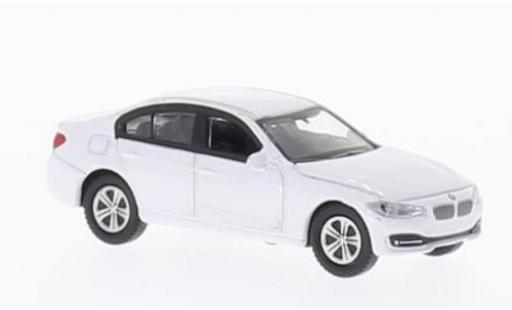 Bmw 335 1/87 Welly i blanche miniature
