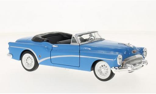 Buick Skylark 1/24 Welly bleue 1953 miniature