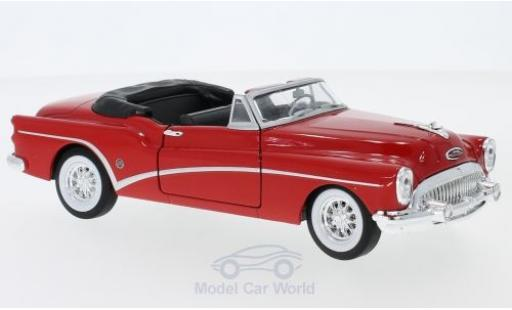 Buick Skylark 1/24 Welly rouge 1953 miniature