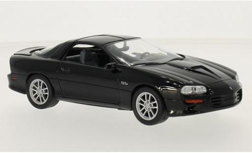 Chevrolet Camaro 1/24 Welly SS black 2002 diecast model cars