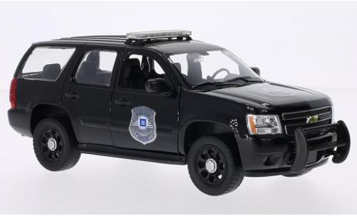 Chevrolet Tahoe 1/24 Welly General Motors Police Vehicles 2008 modellautos