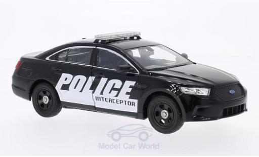 Ford Interceptor 1/24 Welly Police miniature
