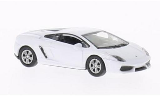 Lamborghini Gallardo LP560-4 1/87 Welly blanche miniature