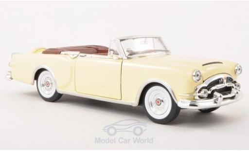 Packard Caribbean 1/24 Welly beige 1953 miniature