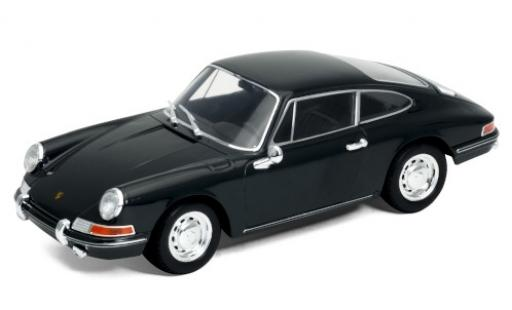 Porsche 911 1/24 Welly grise 1964 miniature
