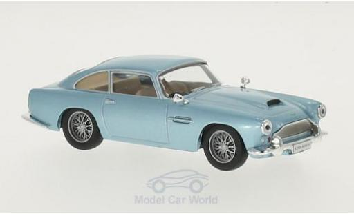 Aston Martin DB4 1/43 WhiteBox DB 4 metallise bleue 1958 miniature