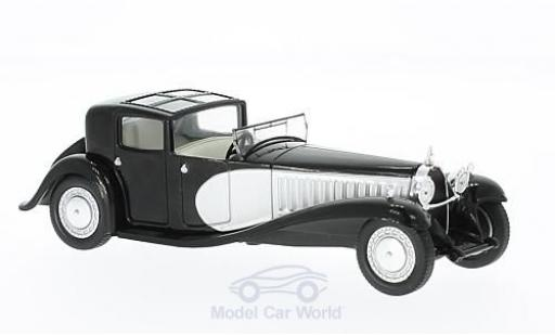 Bugatti 41 1/43 WhiteBox Type Royale noire/grise 1928 miniature