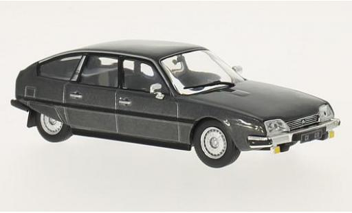 Citroen CX 1/43 WhiteBox 2400 GTI metallise grise 1977 miniature