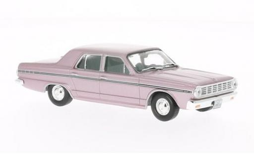 Dodge Dart 1/43 WhiteBox metallise lila 1966 diecast model cars