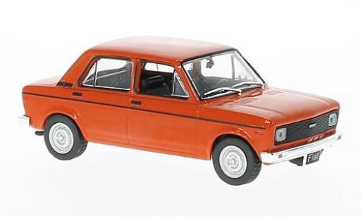 Fiat 128 1/43 WhiteBox Europa rouge 1978 miniature