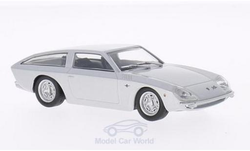 Lamborghini 400 GT 1/43 WhiteBox Flying Star II grise 1966 miniature
