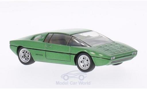 Lamborghini Bravo 1/43 WhiteBox metallise green 1974 diecast model cars