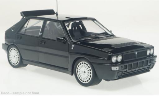 Lancia Delta 1/24 WhiteBox Integrale 16V noire 1989 miniature
