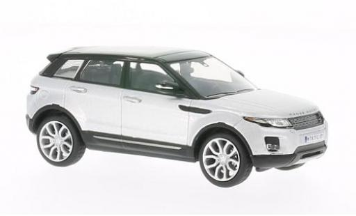 Land Rover Range Rover 1/43 WhiteBox Evoque grise/noire 2011 5-portes miniature