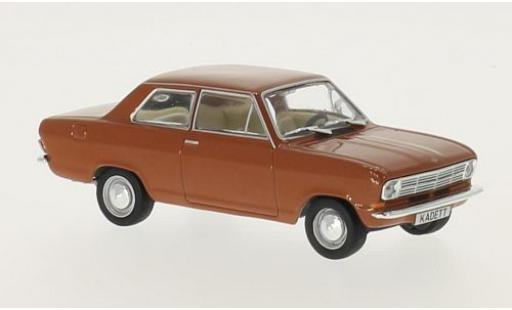 Opel Kadett 1/43 WhiteBox B kupfer 1970 miniature