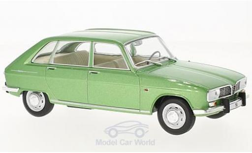 Renault 16 1/24 WhiteBox metallic-hellgrün 1965 miniature
