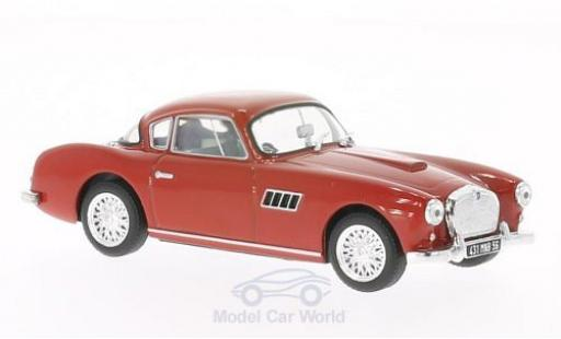 Talbot Lago 1/43 WhiteBox 2500 rouge 1955 miniature