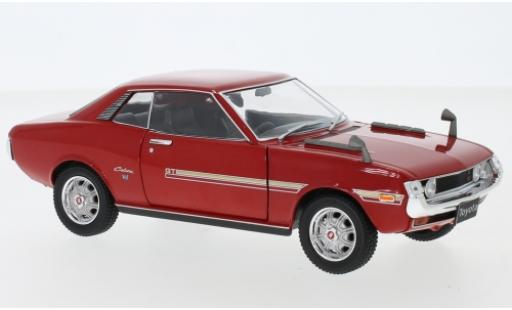 Toyota Celica 1/24 WhiteBox GT rouge RHD miniature