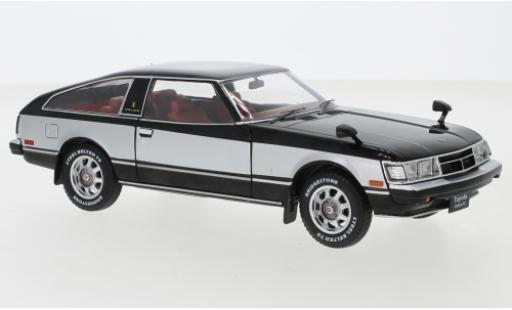 Toyota Celica 1/24 WhiteBox XX black/grey RHD 1978 diecast model cars