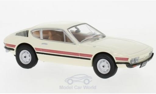 Volkswagen SP2 1/43 WhiteBox blanche/rouge 1973 miniature