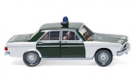 Audi 100 1/87 Wiking Polizei (D) diecast model cars