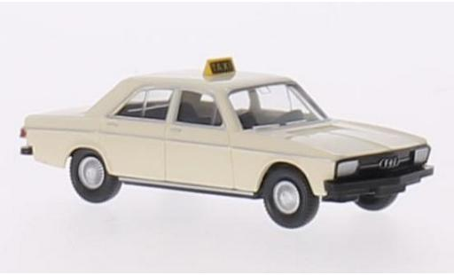 Audi 100 1/87 Wiking Taxi coche miniatura