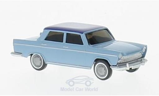 Fiat 18 1/87 Wiking 00 bleue/bleue miniature
