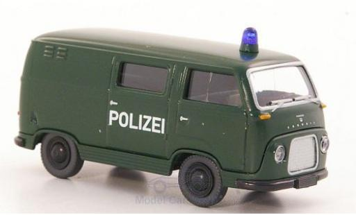Ford FK 1/87 Wiking 1000 Polizei diecast model cars