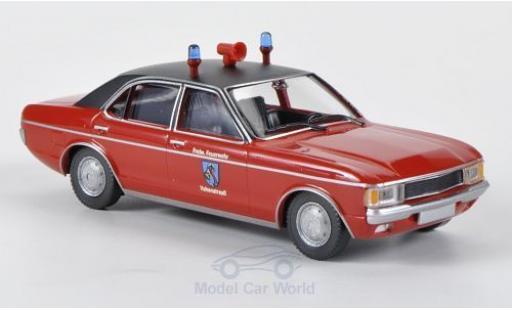 Ford Granada 1/87 Wiking Freiwillige Feuerwehr Vohenstrauß diecast model cars