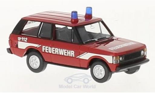 Land Rover Range Rover 1/87 Wiking Feuerwehr miniature