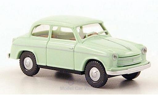 Lloyd Alexander 1/87 Wiking verte miniature