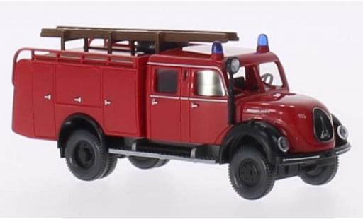 Magirus TLF 16 1/87 Wiking Feuerwehr miniature