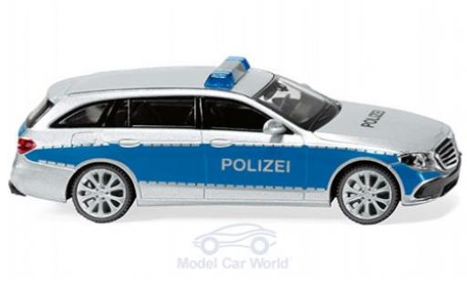 Mercedes Classe E 1/87 Wiking (S213) Polizei miniature