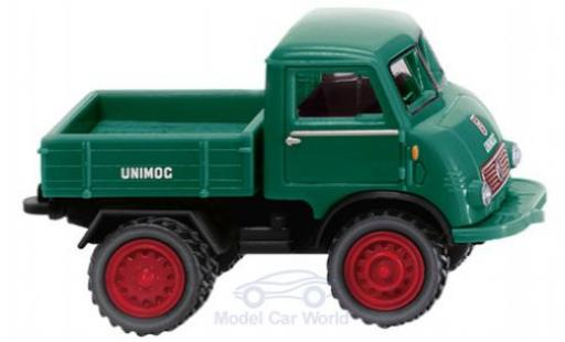 Mercedes Unimog 1/87 Wiking U 401 miniature