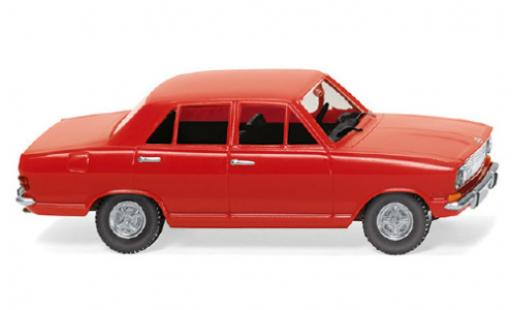Opel Kadett 1/87 Wiking B rouge 1965 miniature