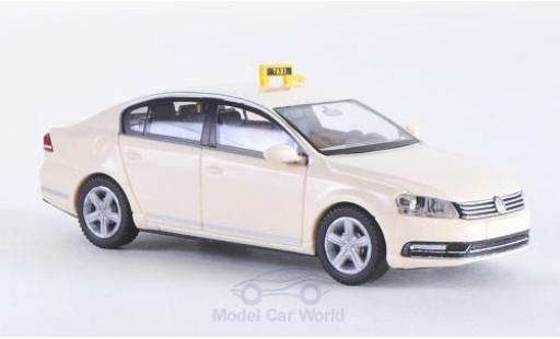 Volkswagen Passat 1/87 Wiking (B7) Taxi miniatura