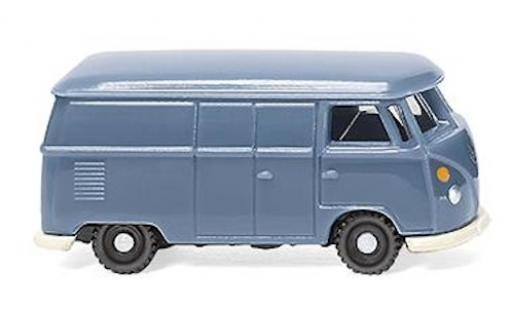 Volkswagen T1 1/160 Wiking Kastenwagen bleue miniature